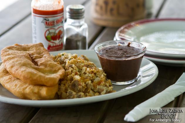 Belizean Fried Jacks