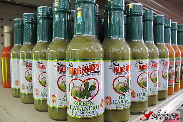 Marie Sharp Habanero Sauce