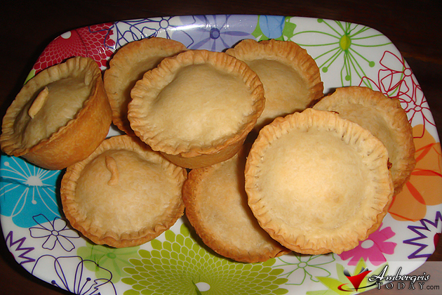Delicious Meat Pies
