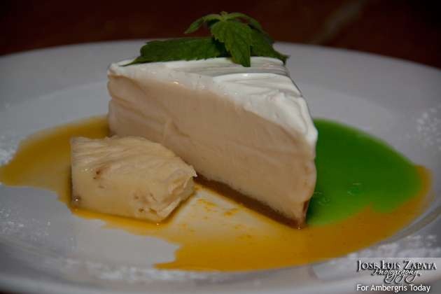 Blue Water Grill's Key Lime Pie