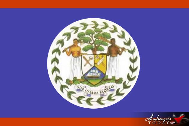 Belize Flag, Bandera de Belice