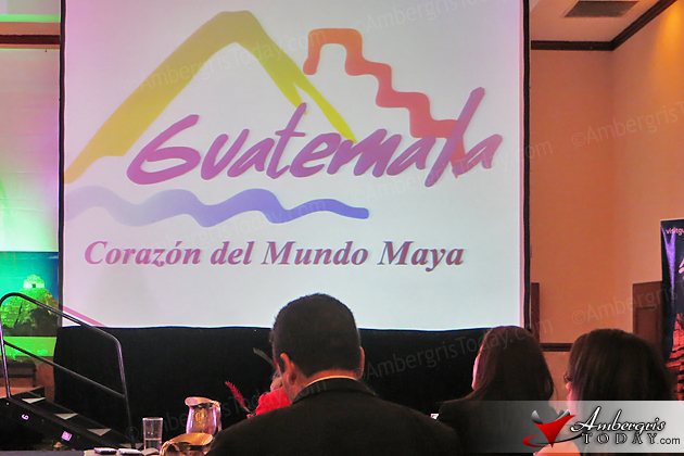 Sharing Ideas with Journalist Partners in Central America