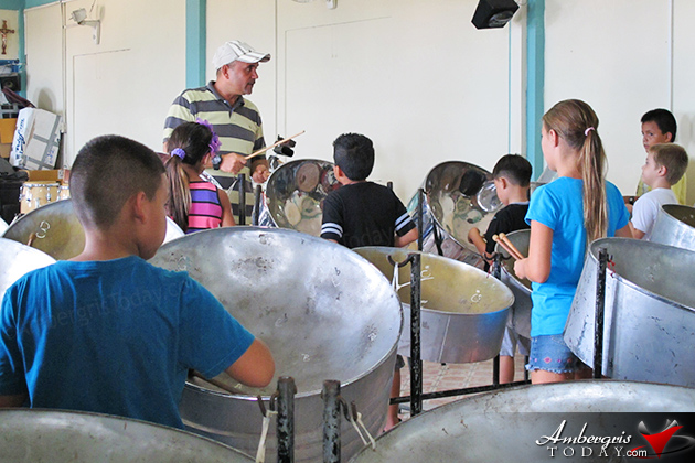 Music Camp Inspires for Bigger Things for San Pedro Youth