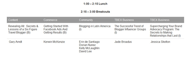 I'm Headed to Cancun to Represent Belize at TBEX