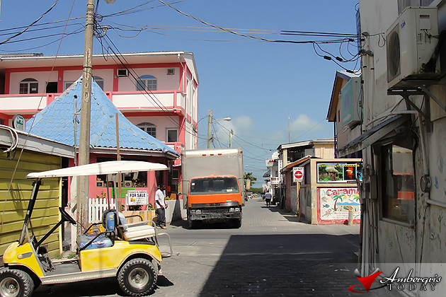 Island Plaza Street (Present)