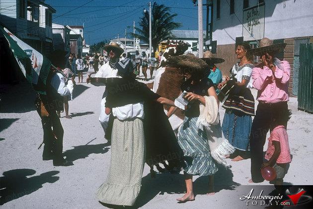 Carnaval in San Pedro, Ambergris Caye Belize