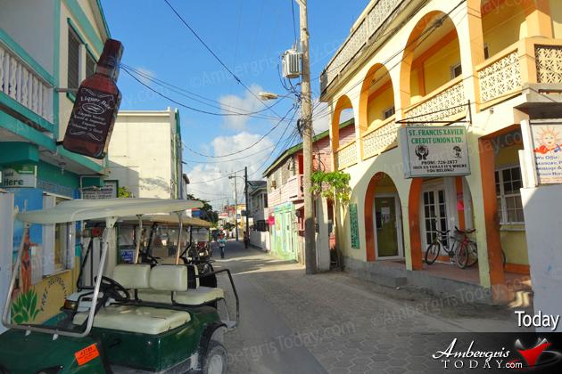 Sandy San Pedro Streets -Pescador Drive