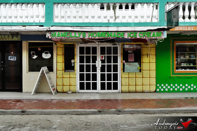 Manelley's Ice Cream Shop