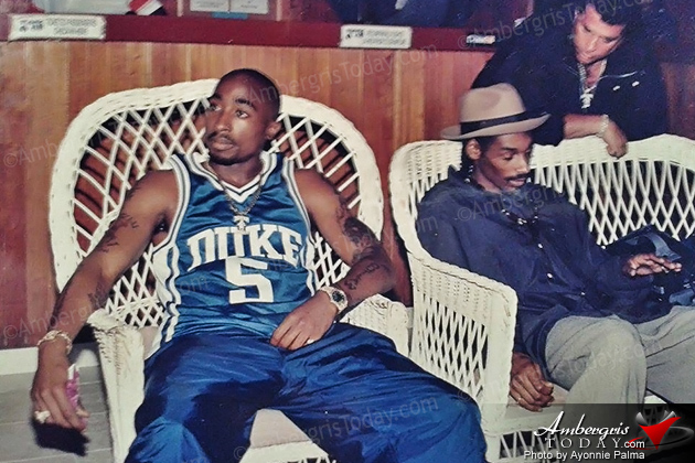 When Tupac, Mc Hammer, Suge Night and Snoop Dogg Visited San Pedro, Belize