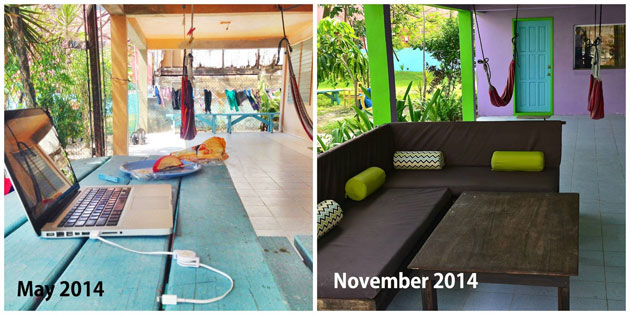 Sands Hotel in Ambergris Caye Transforms Into Hostel La Vista