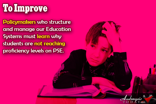 What Follows Low Proficiency Scores?