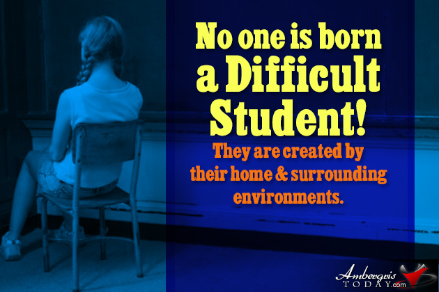 Difficult Students (From Challenges to Solutions)