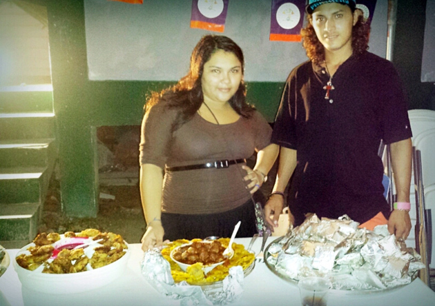 Saga Thanks for a Successful Central American Cook Off