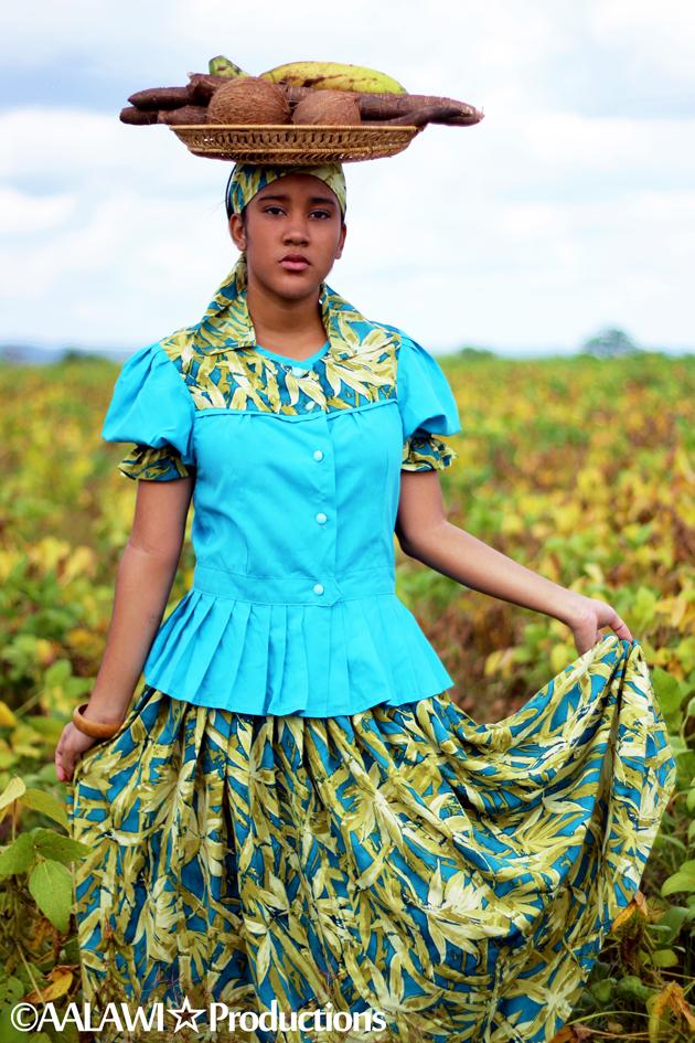 Aalawi Productions Garifuna Tribute Photoshoot