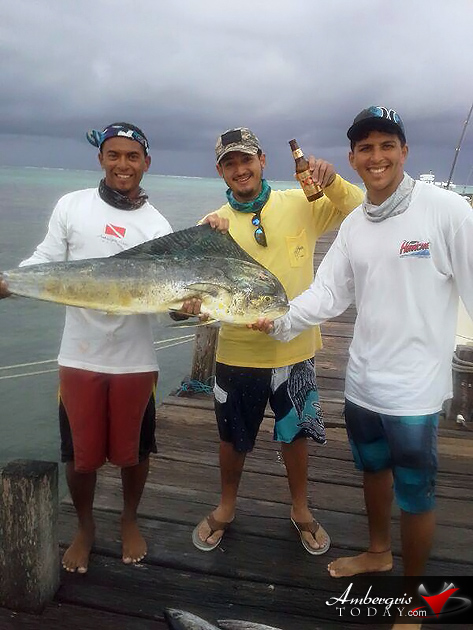 165-Pounder Highlights Captain Sharks Fishing Tournament