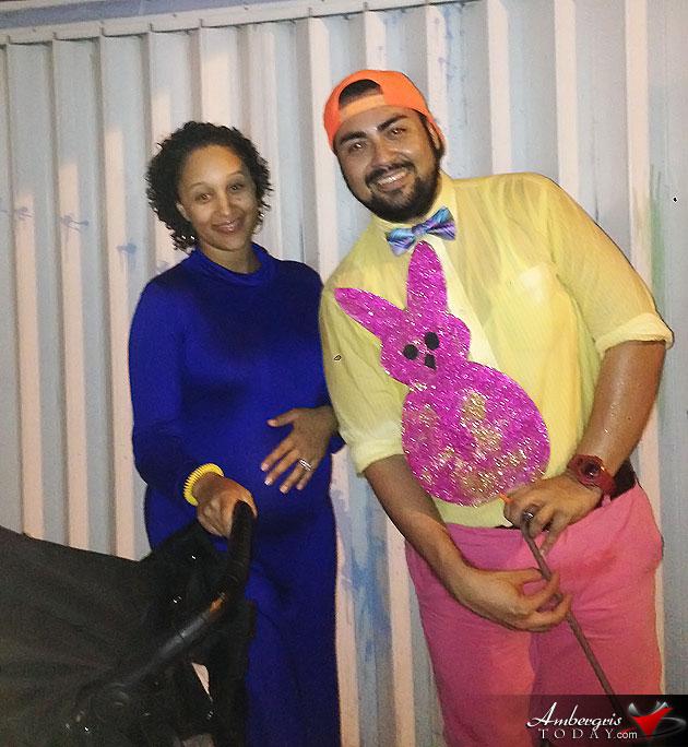 Celebrity Child Star Tamera Mowry-Housley Selfie's with Belizean Fans