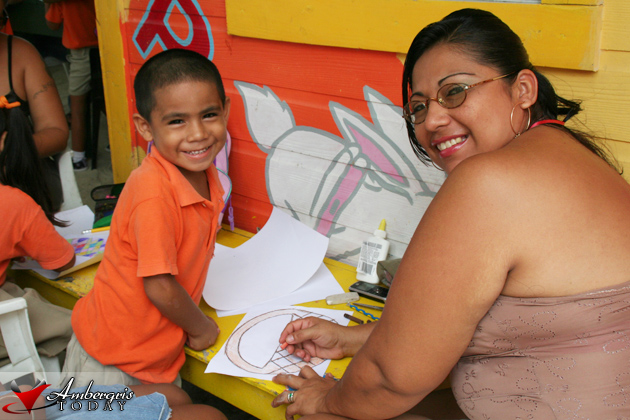 Mother's Day Arts at ABC Pre School