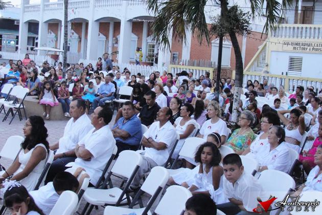 Dia De San Pedro Open Air Mass