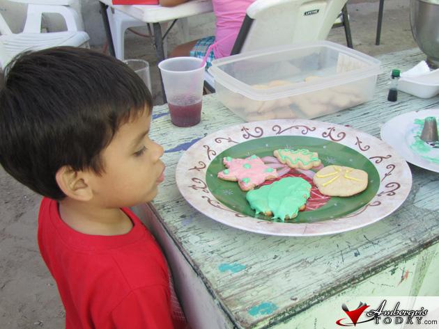 Varela's Christmas Cookie Day