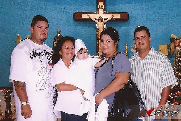Liv Ayuso Baptism