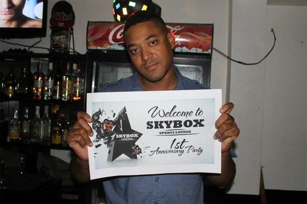 Skybox Bar 1st Anniversary