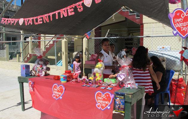 Isla Bonita Elementary School Valentine's Fair