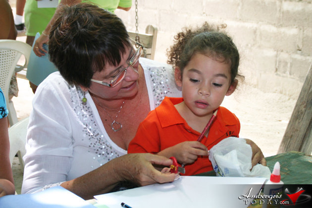 Child Stimulation Month: Grandparents' Day!