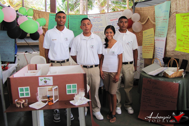 SPHS Business Fair 2012