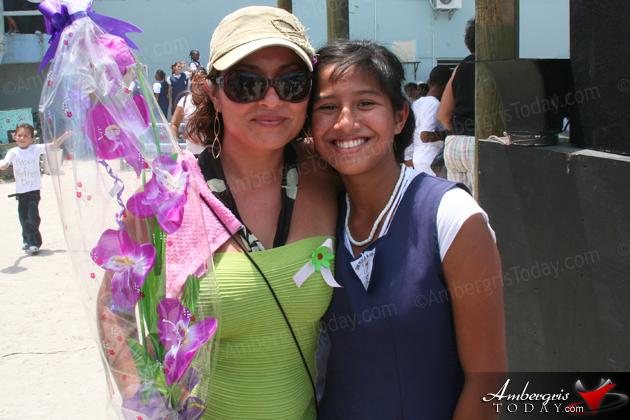 San Pedro RC School Mother's Day Program