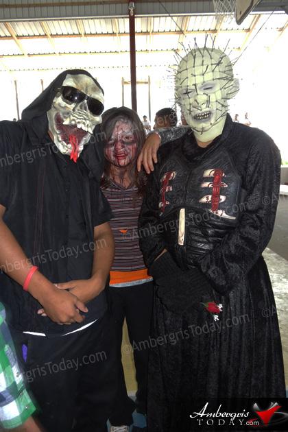 SPHS Halloween Contest