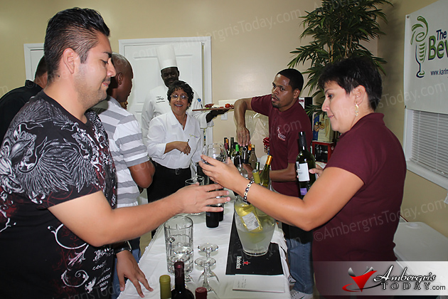 Madisco Holds Tasting and Product Presentation in San Pedro