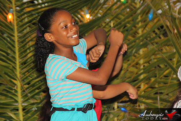 Christmas Wish Lists at Island Academy's Christmas Pageant