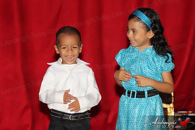 Isla Bonita Elementary School Christmas Show