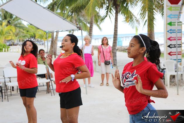 Isla Bonita All Star Marching Band Pig Out Band Fest at Wayo's