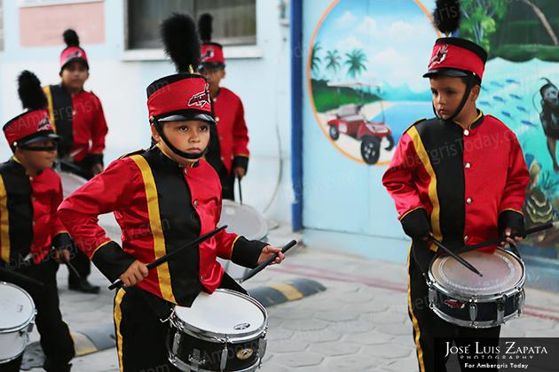 Isla Bonita All Star Marching Band Thank You Parade, Awards and Beach Party