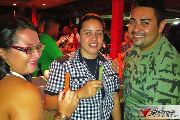 Carlo and Ernie's Runway Bar Holds Grand Opening Party