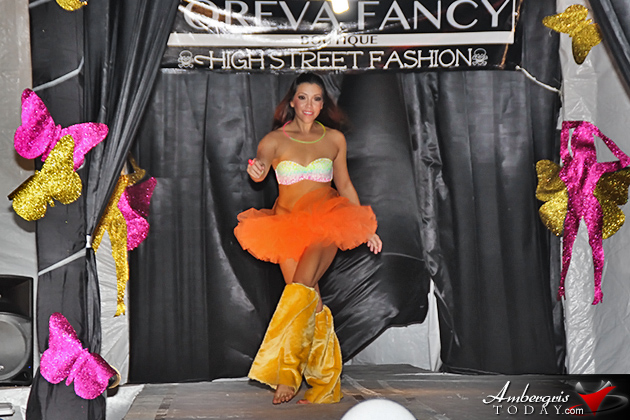 Foreva Fancy Holds Second Annual Fashion Show