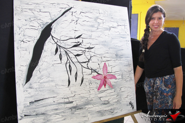 Local Artists Display Their Talent at Art Show