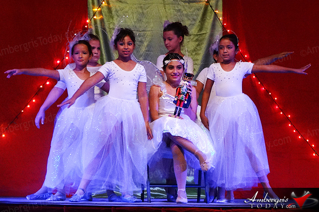 Christmas Shows in San Pedro, Belize