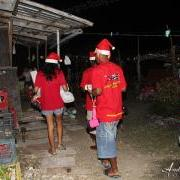 Belize Pro Dive Center Christmas Toy/Food Giveaway