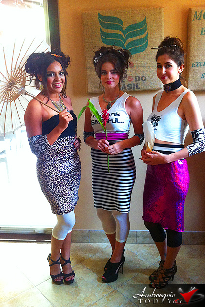 CSG Pre Valentine Fashion Tea Party Ambergris Today