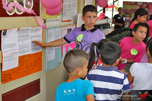 Isla Bonita Elementary School Hosts Drug/AIDS Fair