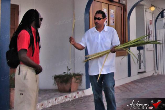 Palm Sunday Celebrations in San Pedro