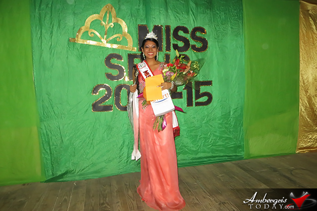 Sheila Chi Crowned Miss San Pedro High Over Weekend