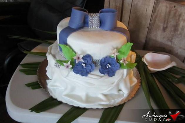 Sersland and Rease Wedding Nuptials