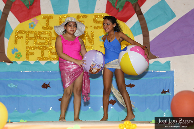 Kids Rule the Fashion Runway at Isla Bonita Elementary Show