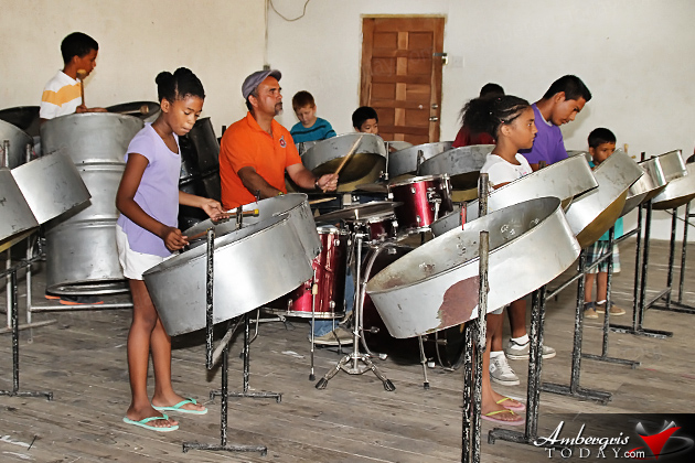 Summer Music Camp Inspires Young Island Artits