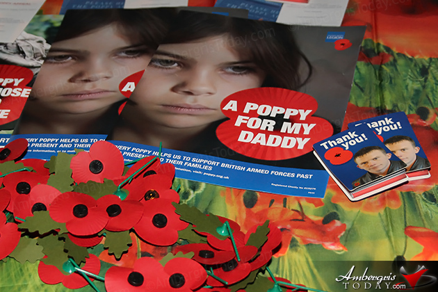 San Pedro Supports Poppy Appeal Fundraising Dinner