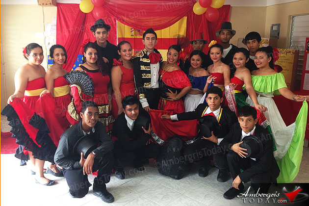Cultural Day at San Pedro High School