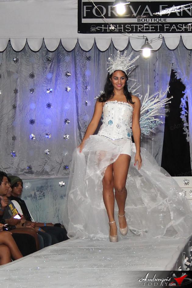 Foreva Fancy Christmas Fashion Show